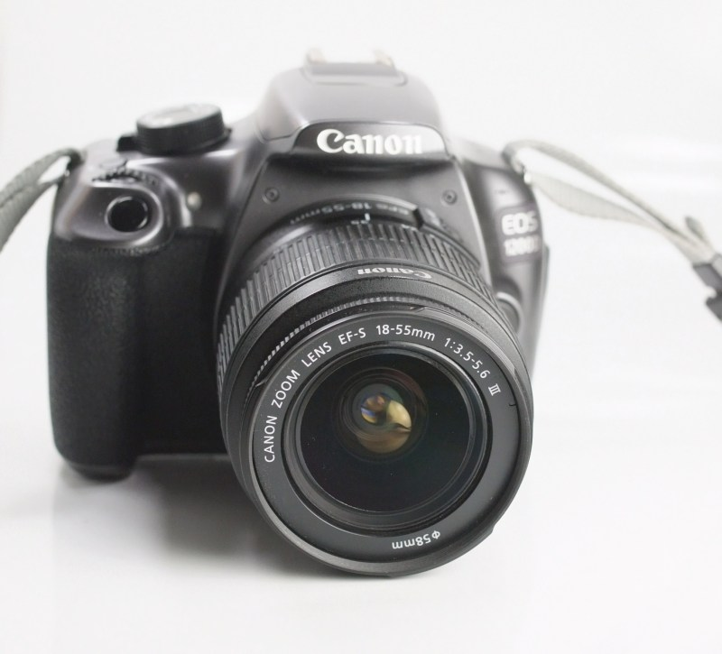 Canon EOS 1200D  + Canon 18-55mm III