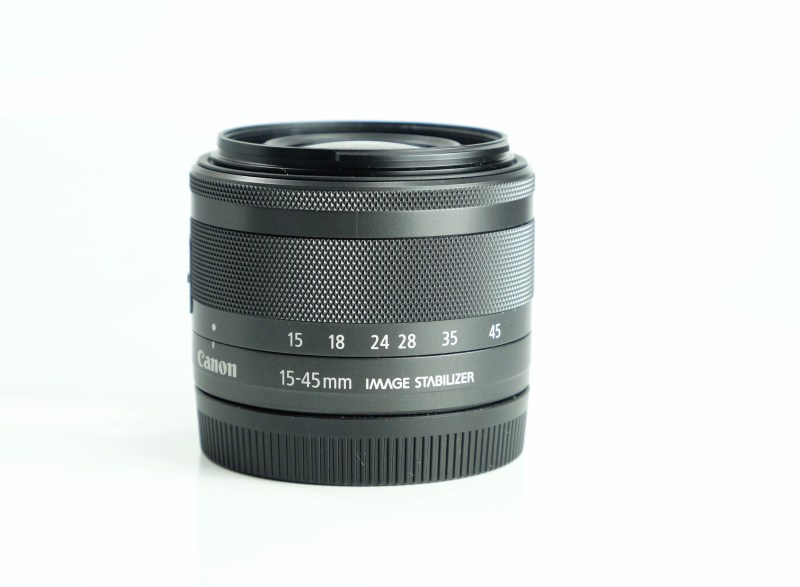 CANON EF-M 15-45 mm f/3,5-6,3 IS STM TOP STAV