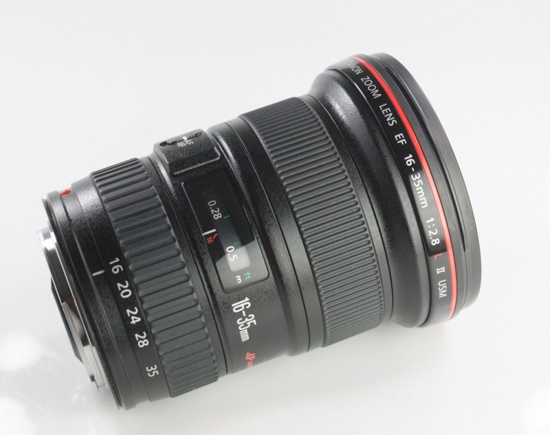CANON EF 16-35 mm f/2,8 L II USM TOP STAV