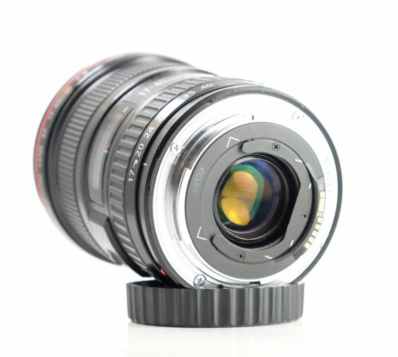CANON EF 17-40 mm f/4 L USM