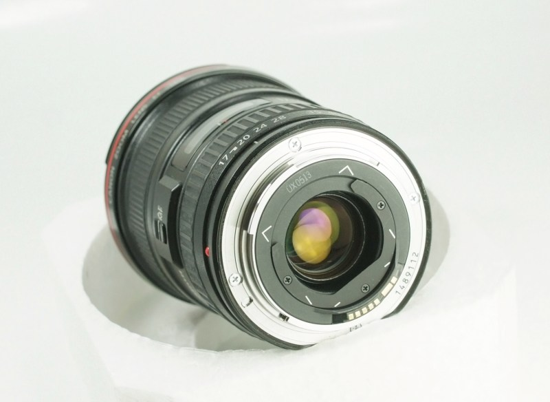 CANON EF 17-40 mm f/4 L USM SUPER STAV