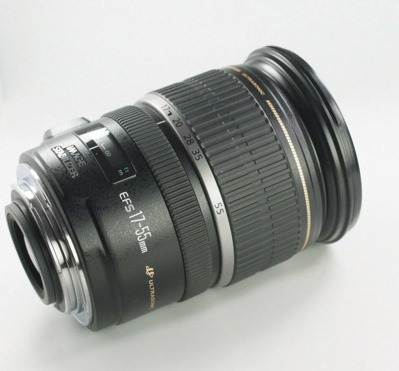 CANON EF-S 17-55 mm f/2,8 IS USM SUPER STAV