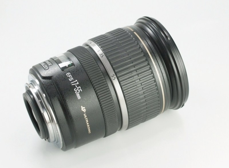 CANON EF-S 17-55 mm f/2,8 IS USM SUPER STAV