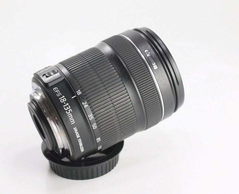 Canon EF-S 18-135mm f/3,5-5,6 IS STM SUPER STAV