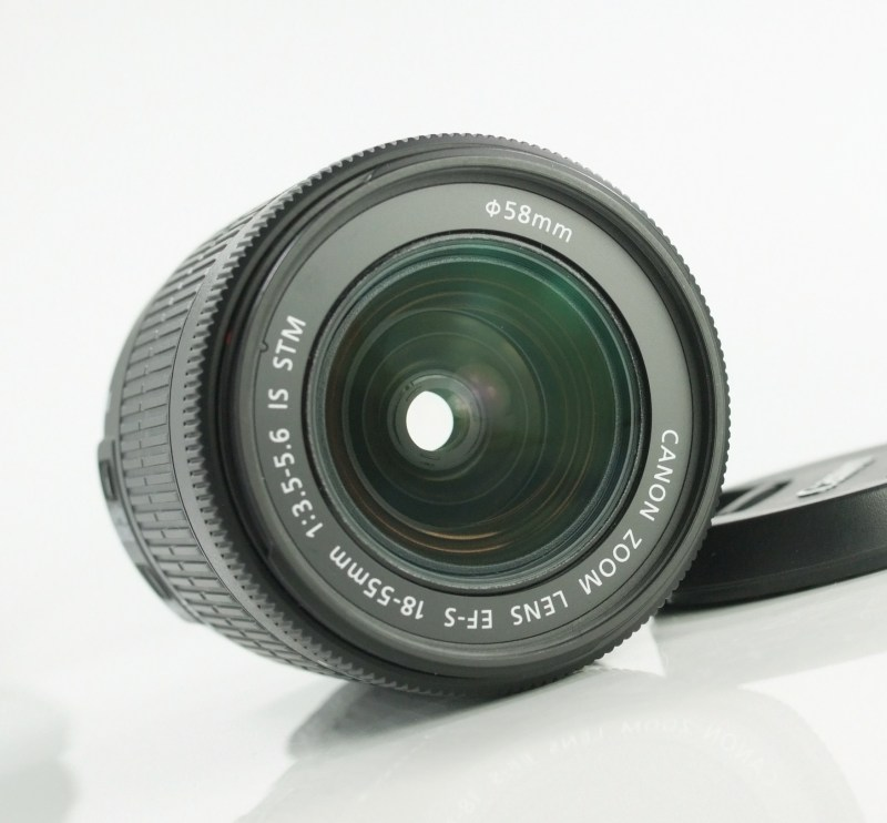 CANON EF-S 18-55 mm f/3,5-5,6 IS STM SUPER STAV
