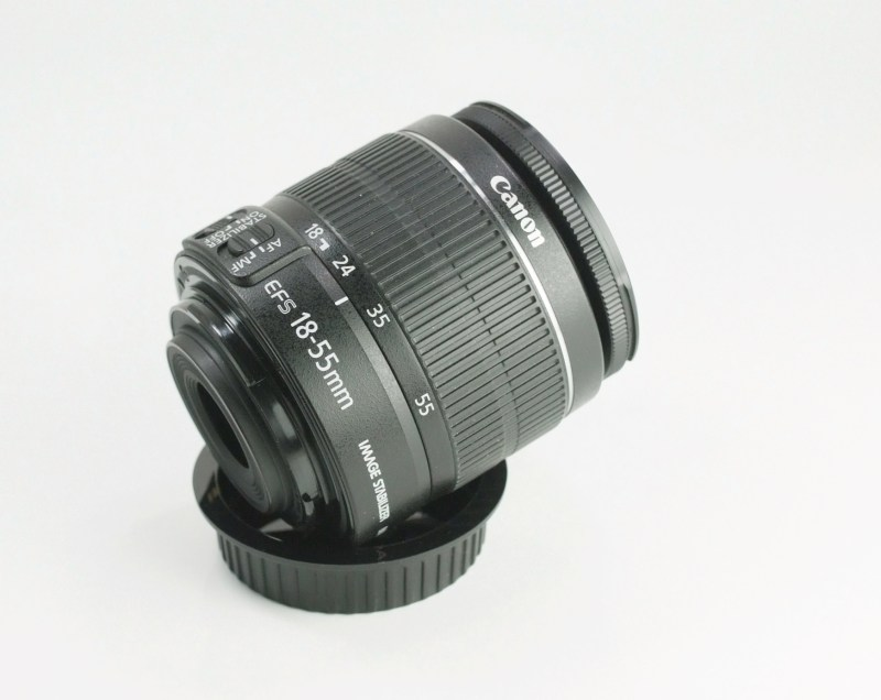 CANON EF-S 18-55 mm f/3.5-5.6 IS II TOP STAV