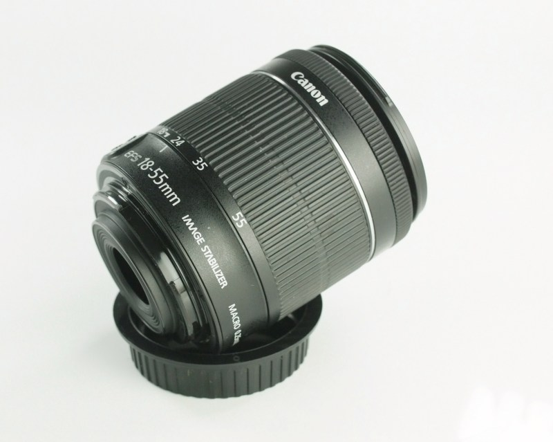 CANON EF-S 18-55 mm f/3,5-5,6 IS STM TOP STAV