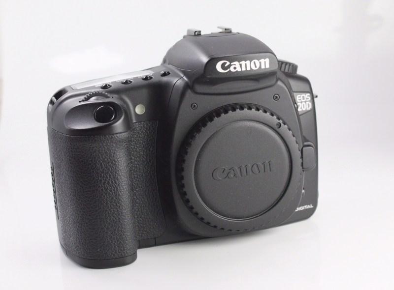 Canon EOS 20D  SUPER STAV
