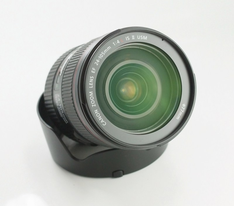 CANON EF 24-105 mm f/4L IS II USM TOP  STAV