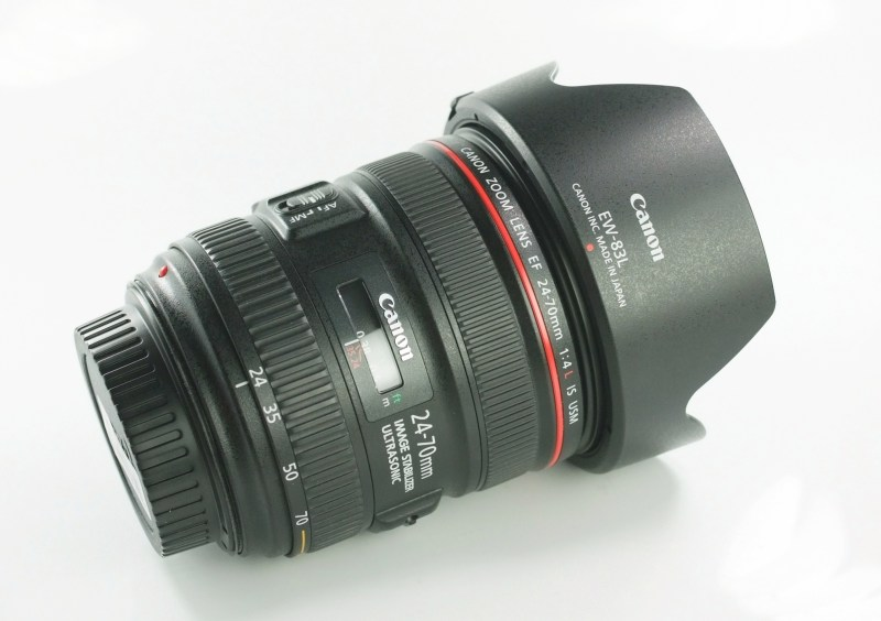 CANON EF 24-70 mm f/4 L IS USM TOP STAV