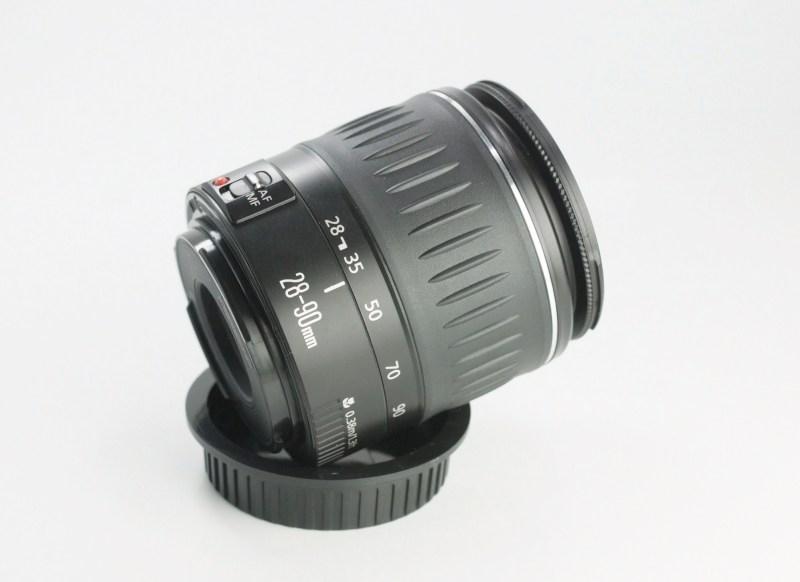 Canon EF 28-90 mm f/4-5,6  II SUPER STAV