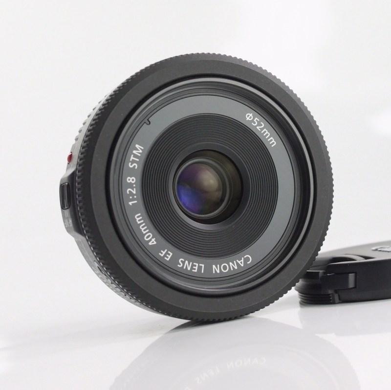 Canon EF 40mm f/2,8 STM TOP STAV