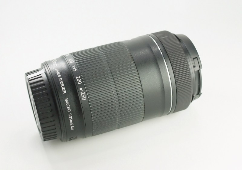 CANON EF-S 55-250 mm f/4,0-5,6 IS STM SUPER STAV