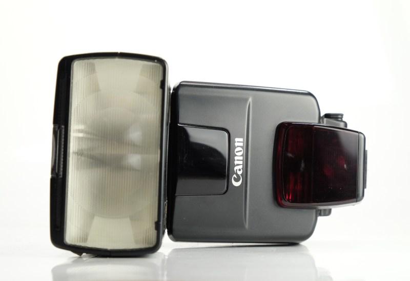 Canon Speedlite 550EX SUPER STAV
