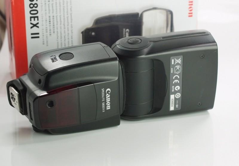 Canon SpeedLite 580EX II SUPER STAV