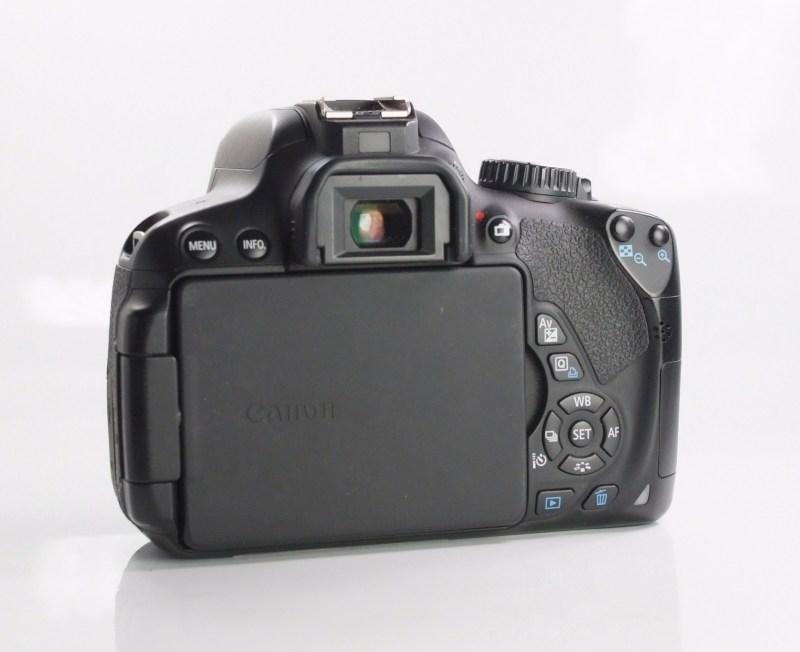 Canon EOS 650D SUPER STAV