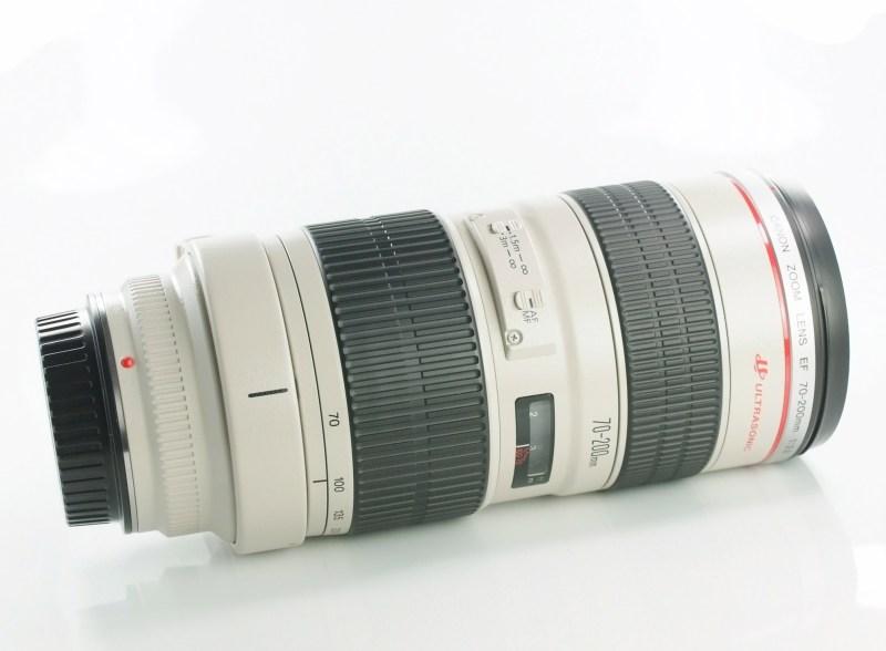 CANON EF 70-200 mm f/2,8 L USM TOP STAV
