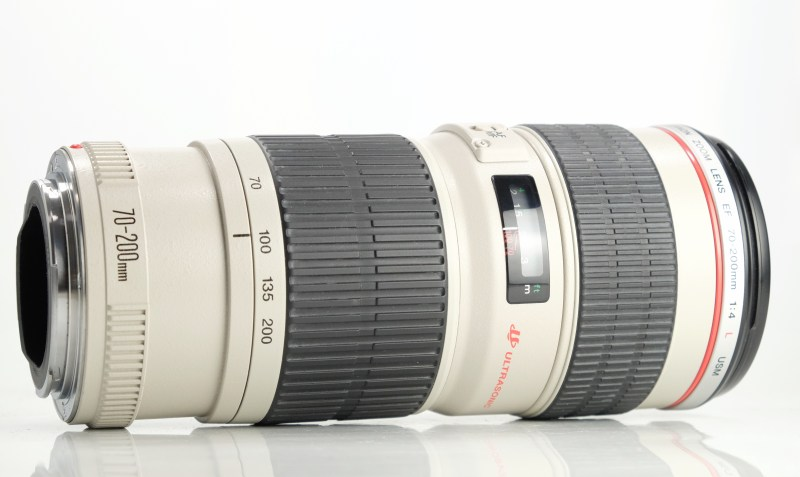 CANON EF 70-200 mm f/4 L USM SUPER STAV