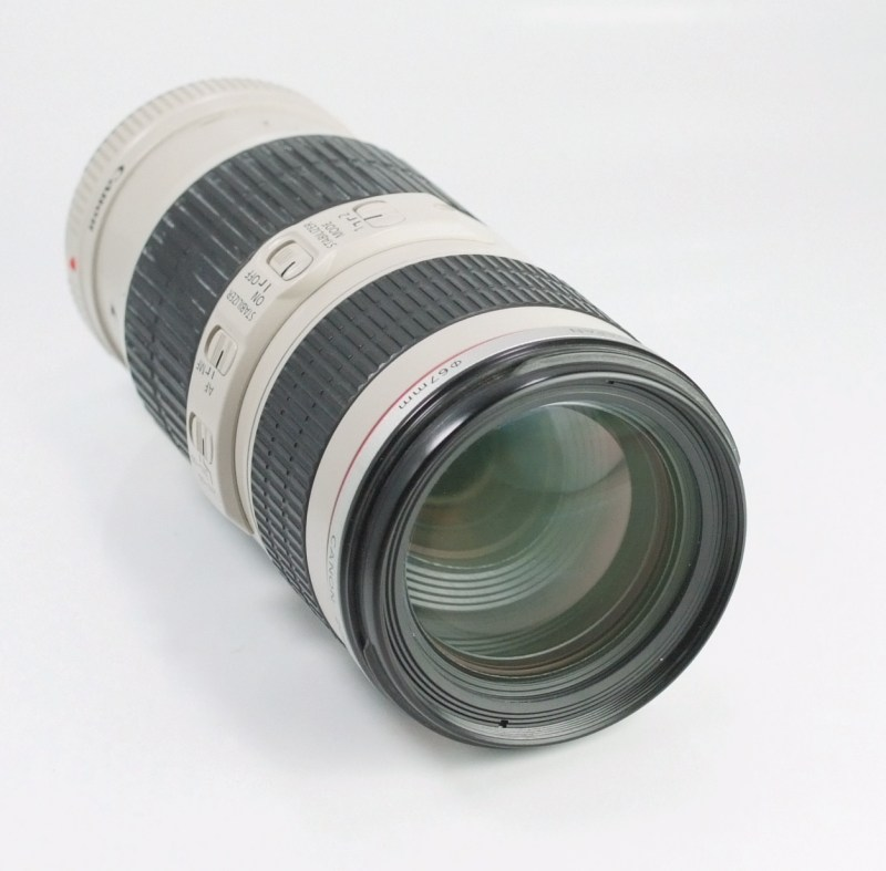 CANON EF 70-200 mm f/4 L IS USM
