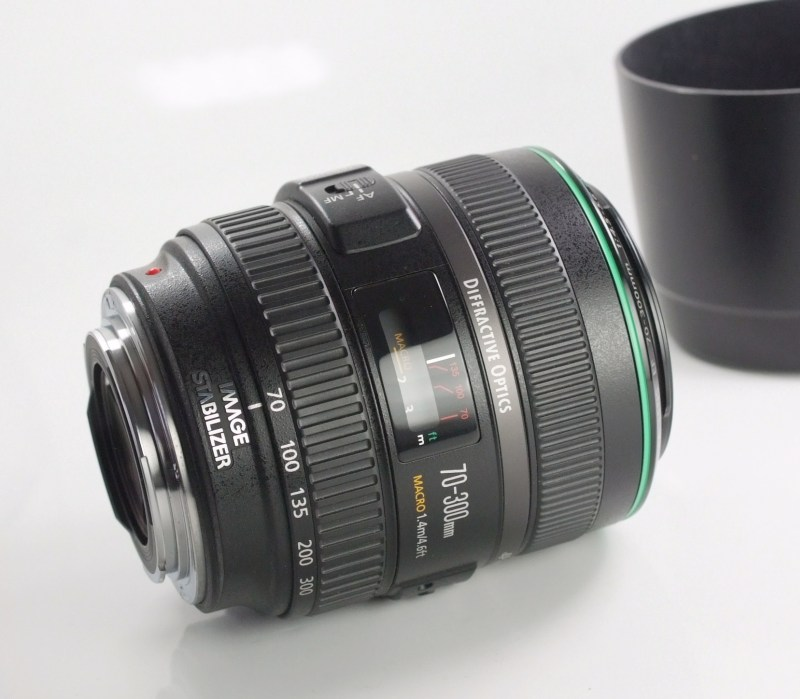 CANON EF 70-300 mm f/4,5-5,6 DO IS USM