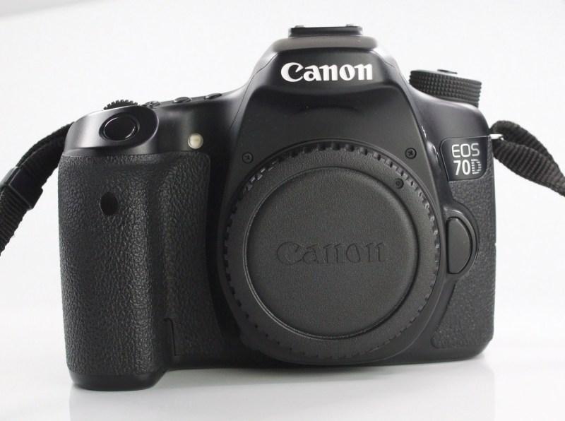 Canon EOS 70D SUPER STAV