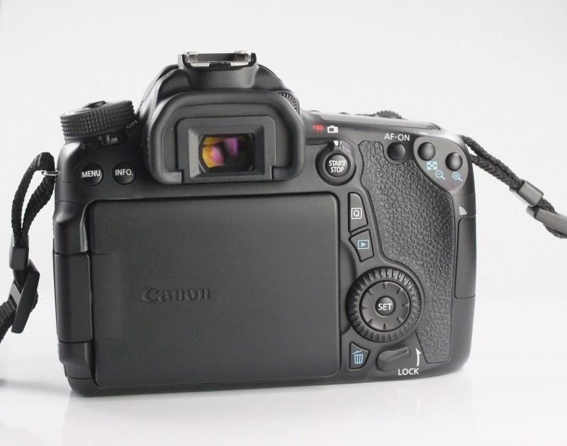Canon EOS 70D TOP STAV
