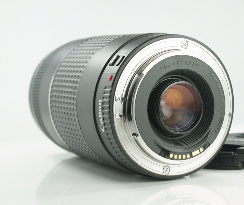 Canon 75-300mm EF f/4-5,6 III SUPER STAV