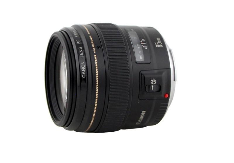CANON EF 85 mm f/1,8 USM AKCE