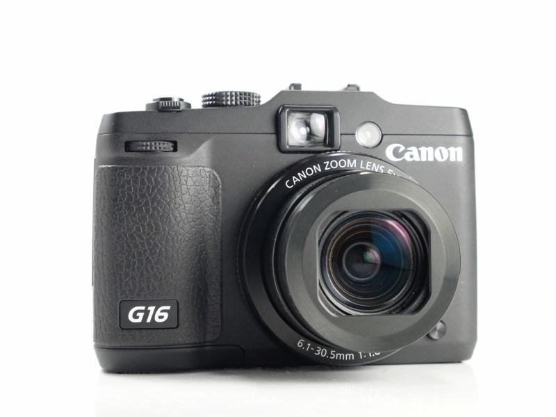 CANON PowerShot G16 SUPER STAV