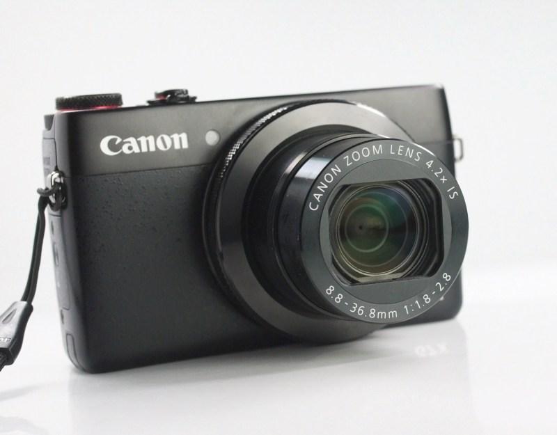 CANON PowerShot G7 X TOP STAV