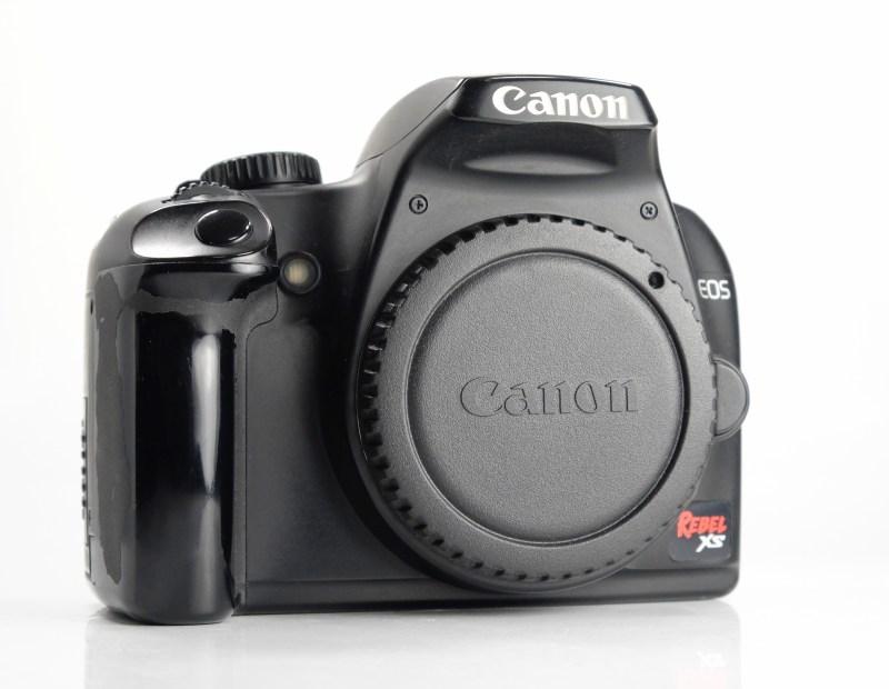 Canon EOS 400D Rebel