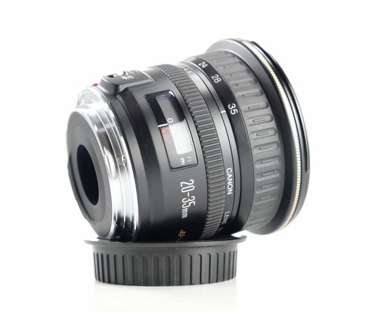 Canon EF 20-35mm f/3.5-4.5 USM  SUPER STAV
