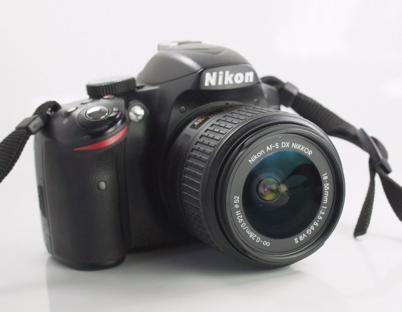 NIKON D3200  + 18-55 mm  VR II SUPER STAV