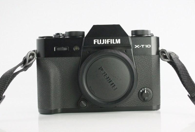 Fujifilm X-T10 SUPER  STAV