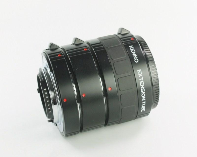 KENKO Mezikroužky set 12/20/36 mm pro Nikon SUPER  STAV