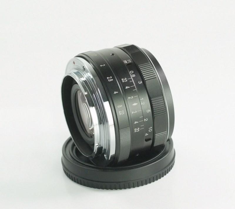 Meike MK 35mm f/1,7 pro SONY NEX