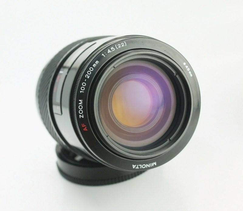 Minolta AF 100-200mm F4.5