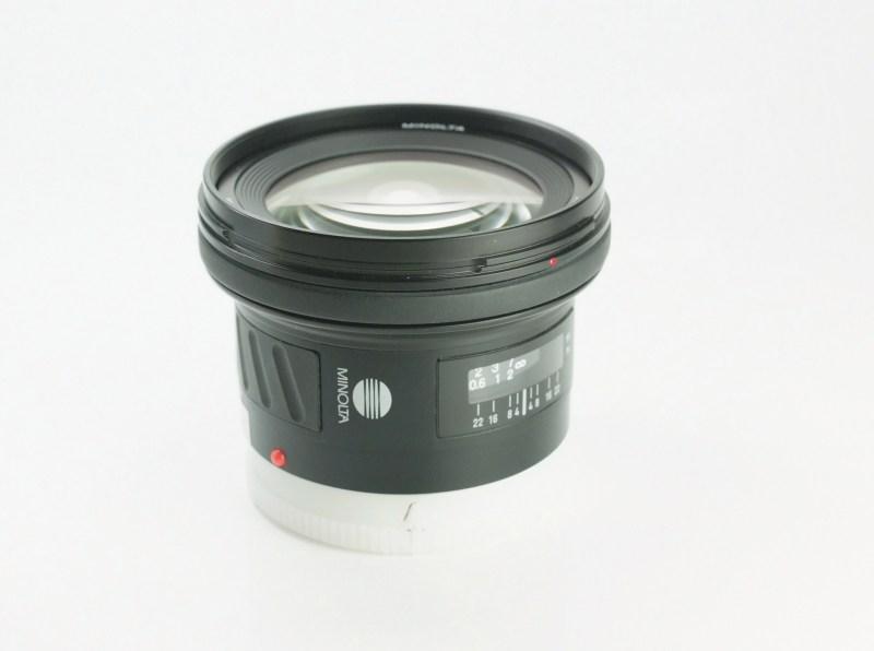 Minolta 20mm f/2,8 AF