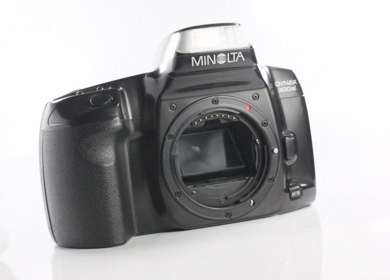 Minolta Dynax 300si
