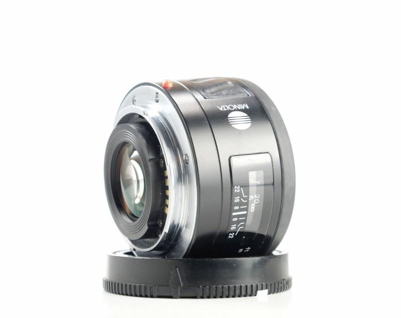 Minolta Maxxum AF 50mm f/1.7