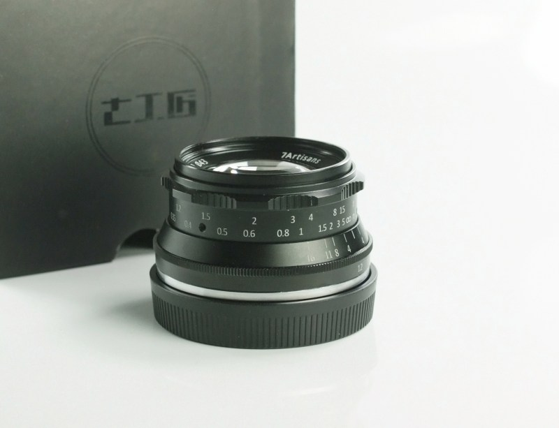 7artisans 35mm f/1.2 pro Olympus M43