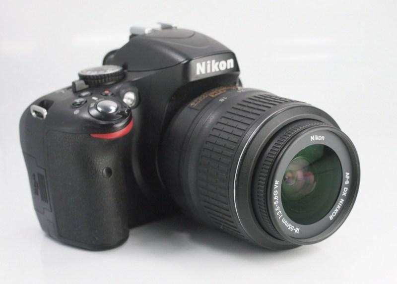 Nikon D51000 + 18-55mm VR TOP