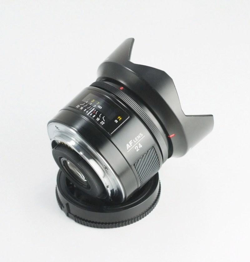 Minolta AF 24mm F2.8 pro SONY