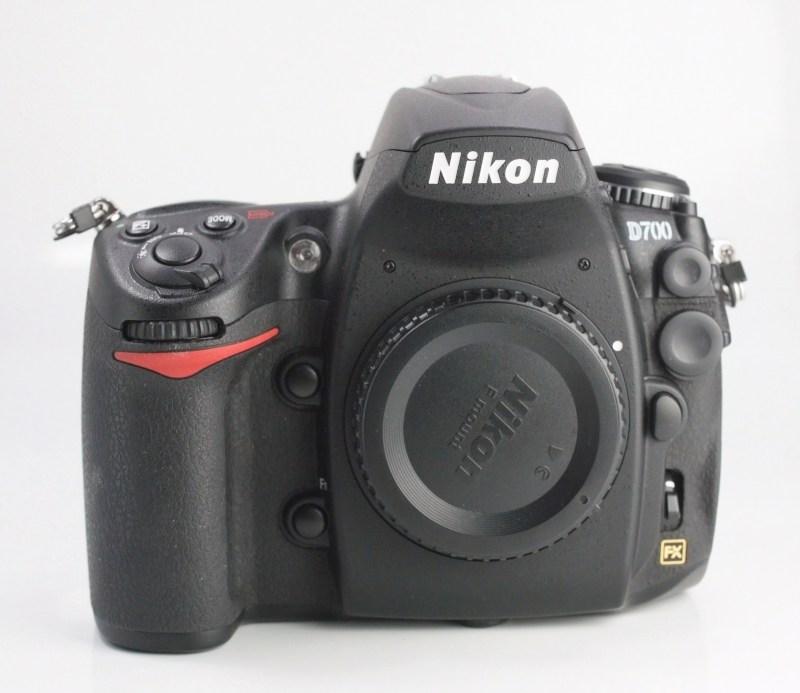 Nikon D700 TOP
