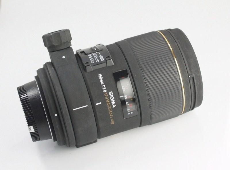 Sigma 150mm f/2,8 EX APO HSM Macro pro  Nikon