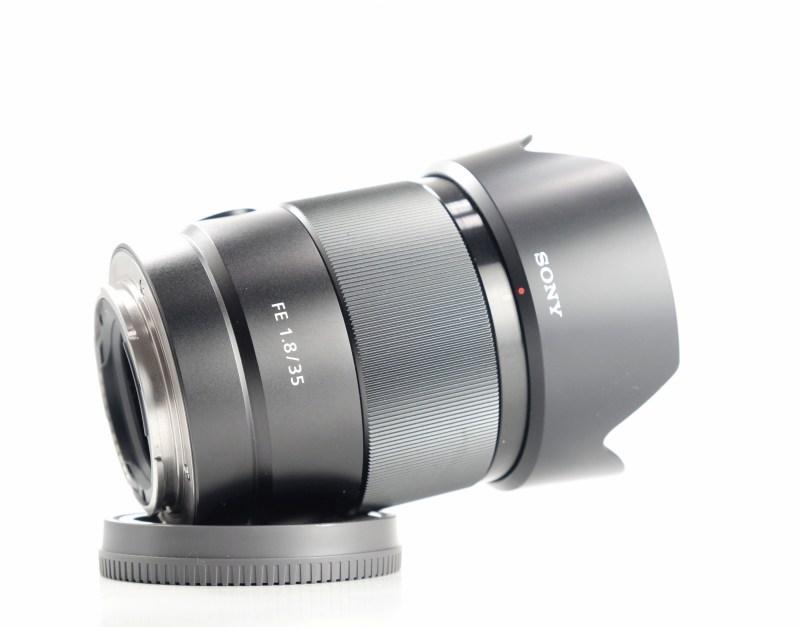 SONY FE 35 mm f/1,8 pro bajonet E