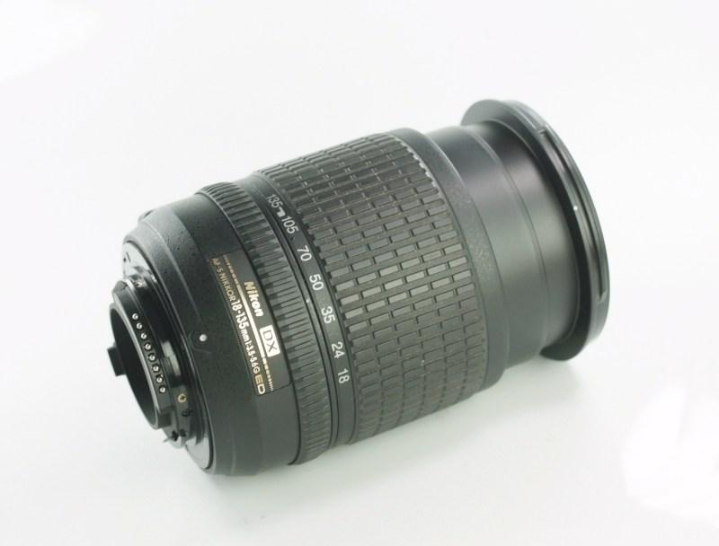 Nikon 18-135 mm F 3,5-5,6G AF-S DX
