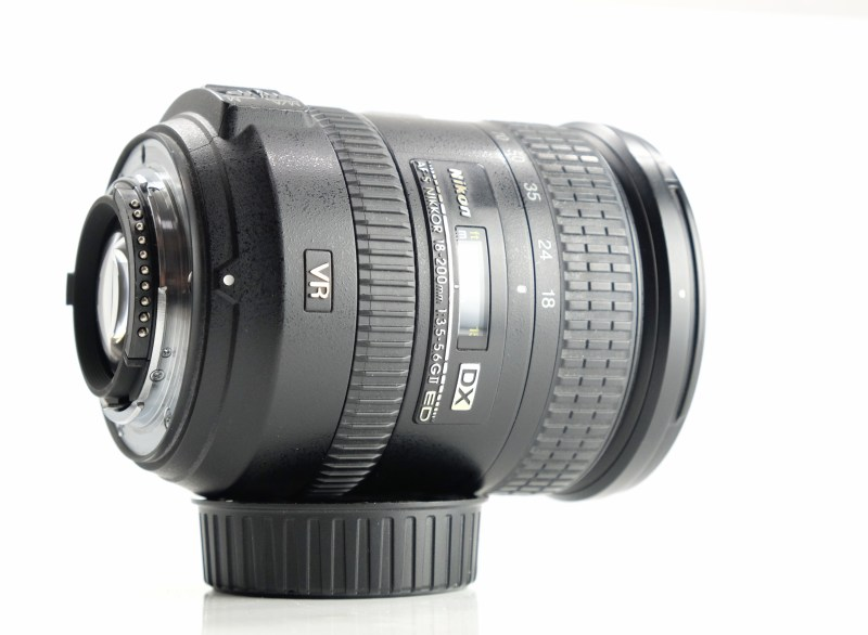 Nikon 18-200 mm F3,5-5,6G IF-ED DX VR