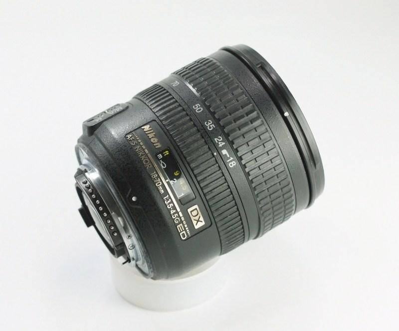 Nikon 18-70 mm F3,5-4,5G AF-S DX  ED