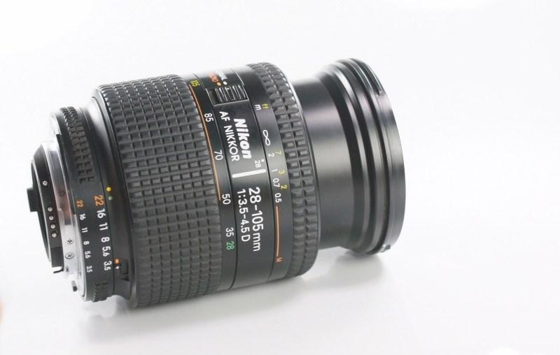 Nikon AF 28-105 mm F 3,5-4,5 D IF SUPER STAV